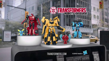 Transformers Robots in Disguise TV Spot, 'Power Up' - Thumbnail 5