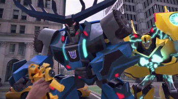 Transformers Robots in Disguise TV Spot, 'Power Up' - Thumbnail 3