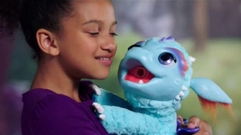FurReal Friends Torch My Blazin' Dragon TV Spot, 'Magical' - Thumbnail 9