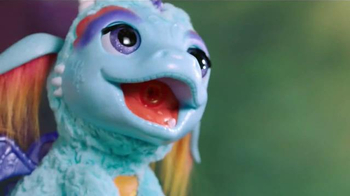 FurReal Friends Torch My Blazin' Dragon TV Spot, 'Magical' - Thumbnail 2
