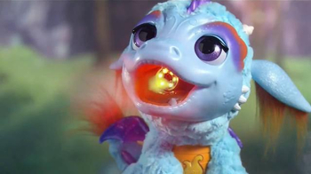 FurReal Friends Torch My Blazin' Dragon TV Spot, 'Magical' - Thumbnail 6