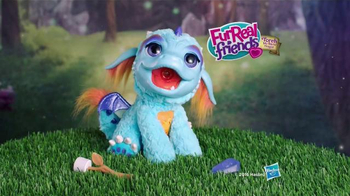 FurReal Friends Torch My Blazin' Dragon TV Spot, 'Magical'