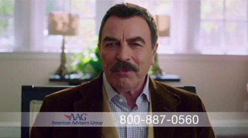 AAG Reverse Mortgage TV Spot, 'Part of the Family' Feat.Tom Selleck - Thumbnail 7