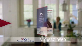 AAG Reverse Mortgage TV Spot, 'Part of the Family' Feat.Tom Selleck - Thumbnail 4