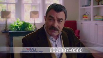 AAG Reverse Mortgage TV Spot, 'Part of the Family' Feat.Tom Selleck - 180 commercial airings