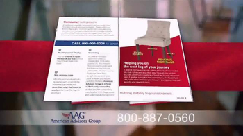 AAG Reverse Mortgage TV Spot, 'Part of the Family' Feat.Tom Selleck - Thumbnail 6