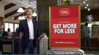 Golden Corral 7 Day Shrimp Extravaganza TV Spot, 'All Kinds of Shrimp' - Thumbnail 1