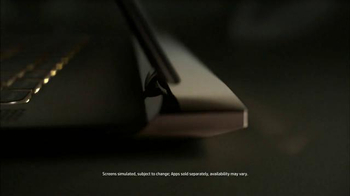 HP Spectre TV Spot, 'Power Never Looked So Thin' - Thumbnail 2
