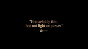 HP Spectre TV Spot, 'Power Never Looked So Thin' - Thumbnail 5
