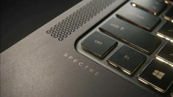 HP Spectre TV Spot, 'Power Never Looked So Thin' - Thumbnail 6