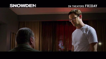 Snowden - Alternate Trailer 23