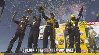 NHRA TV Spot, 'Midwest, Keystone and Texas Nationals' - 6 commercial airings