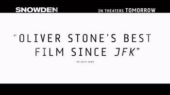 Snowden - Alternate Trailer 24