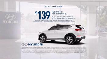 2016 Hyundai Tucson TV Spot, 'Bee' - Thumbnail 7
