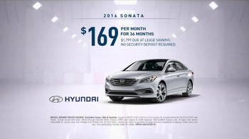 2016 Hyundai Sonata TV Spot, 'Good or Better?: Grind' - Thumbnail 9