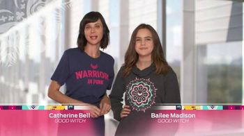 Ford Warriors in Pink TV Spot, \'Look Good, Feel Good\' Feat. Catherine Bell