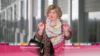 Ford Warriors in Pink TV Spot, 'Influence' Featuring Catherine Disher - Thumbnail 9