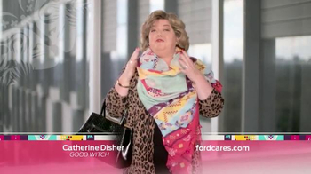 Ford Warriors in Pink TV Spot, 'Influence' Featuring Catherine Disher - Thumbnail 5