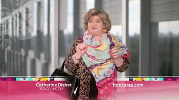 Ford Warriors in Pink TV Spot, 'Influence' Featuring Catherine Disher - Thumbnail 6