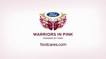 Ford Warriors in Pink TV Spot, 'Influence' Featuring Catherine Disher - Thumbnail 8