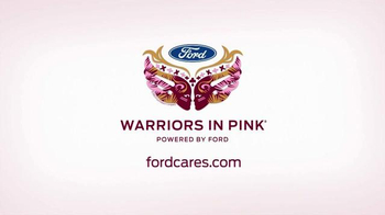 Ford Warriors in Pink TV Spot, 'Donate From Anywhere'  Feat. James Denton - Thumbnail 2