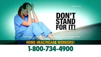 Crumley Roberts TV Spot, 'Home Healthcare Workers' - Thumbnail 2