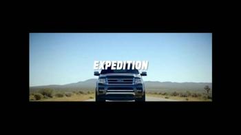 Ford Temporada SUV TV Spot, 'El mejor momento' [Spanish] - Thumbnail 2