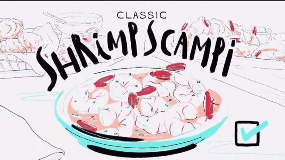 Red Lobster Endless Shrimp TV Commercial, 'IFC: Mastering Multitasking'