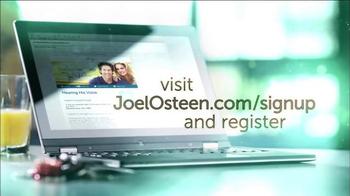 Joel Osteen TV Spot, 'Jumpstart Your Day' - Thumbnail 10