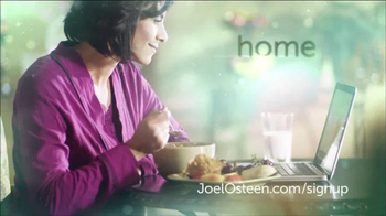 Joel Osteen TV Spot, 'Jumpstart Your Day' - Thumbnail 4