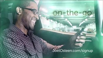 Joel Osteen TV Spot, 'Jumpstart Your Day' - Thumbnail 5