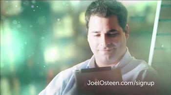 Joel Osteen TV Spot, 'Jumpstart Your Day' - Thumbnail 6