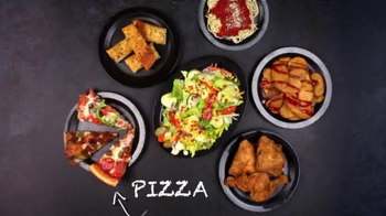 Shakey's Pizza Parlor Bunch of Lunch TV Spot, '$8.29!' - Thumbnail 6