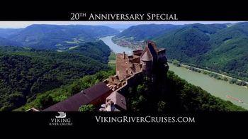 Viking Cruises 20th Anniversary Special TV Spot, 'September Offer' - Thumbnail 1