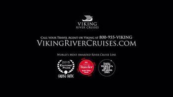 Viking Cruises 20th Anniversary Special TV Spot, 'September Offer' - Thumbnail 9
