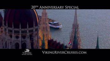 Viking Cruises 20th Anniversary Special TV Spot, 'September Offer' - Thumbnail 2