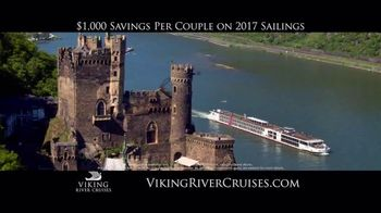 Viking Cruises 20th Anniversary Special TV Spot, 'September Offer'