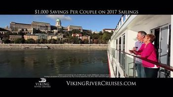 Viking Cruises 20th Anniversary Special TV Spot, 'September Offer' - Thumbnail 6