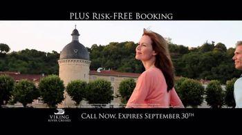 Viking Cruises 20th Anniversary Special TV Spot, 'September Offer' - Thumbnail 7