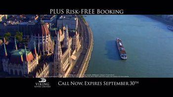 Viking Cruises 20th Anniversary Special TV Spot, 'September Offer' - Thumbnail 8