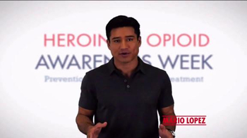 U.S. Department of Justice TV Spot, 'Heroin & Opioid' Featuring Mario Lopez - 15 commercial airings