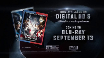 Captain America: Civil War Home Entertainment TV Spot - Thumbnail 7