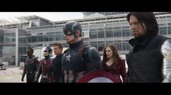 Captain America: Civil War Home Entertainment TV Spot - 1041 commercial airings