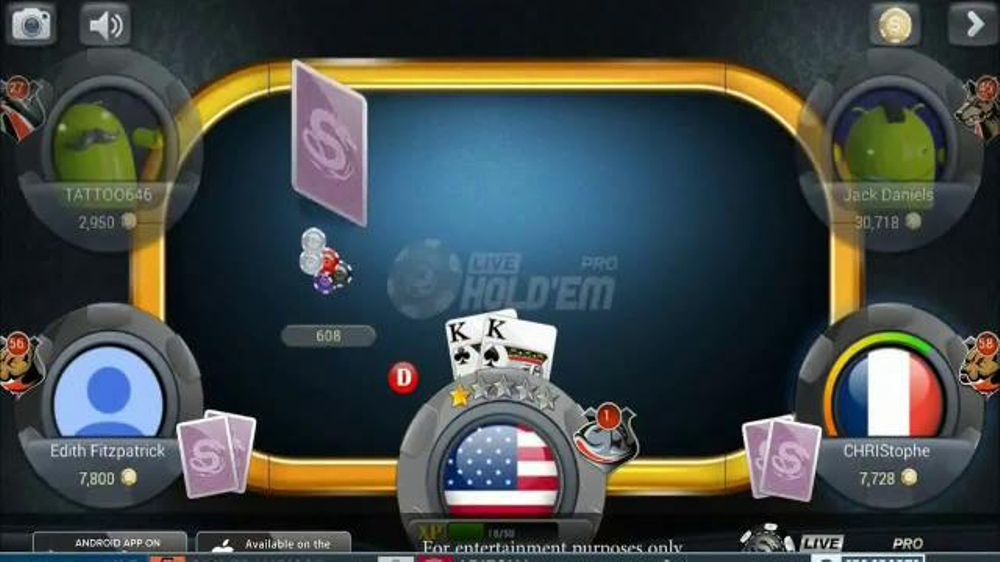 Live Hold Em Pro Tv Commercials Ispot Tv
