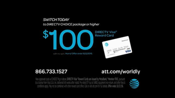 AT&T Wireless TV Spot, 'Worldly Woman: DirecTV CHOICE' Feat. Jenifer Lewis - Thumbnail 6