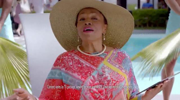 AT&T Wireless TV Spot, 'Worldly Woman: DirecTV CHOICE' Feat. Jenifer Lewis - 220 commercial airings