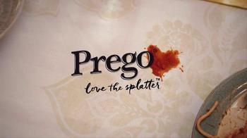 Prego Traditional TV Spot, 'Splatter' - Thumbnail 10