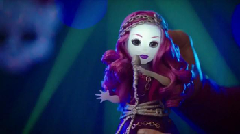 Monster High TV Spot, 'Disney Channel: Find Your Voice'