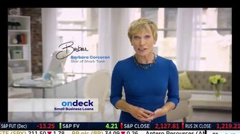 OnDeck TV Spot, 'Small Business' Featuring Barbara Corcoran