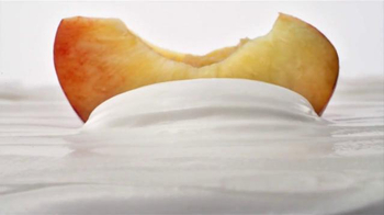 Fage Total Peach Split Cup TV Spot, 'Nothing More. Never Less: Peach'